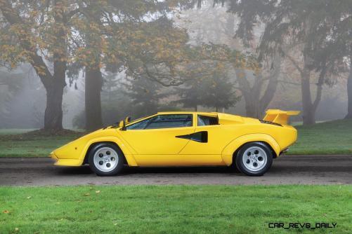 1981 Lamborghini Countach LP400 S Series III 5