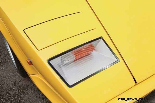 1981 Lamborghini Countach LP400 S Series III 8