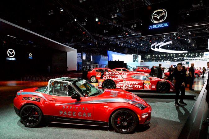 2015 LA Auto Show 14