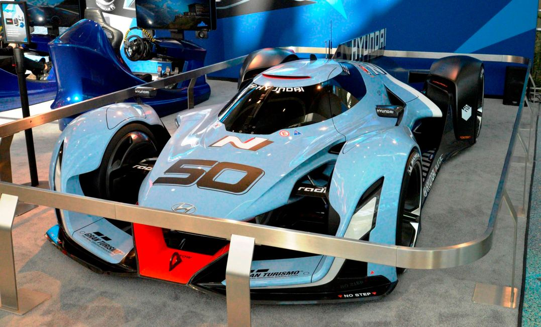 2015 LA Auto Show 19