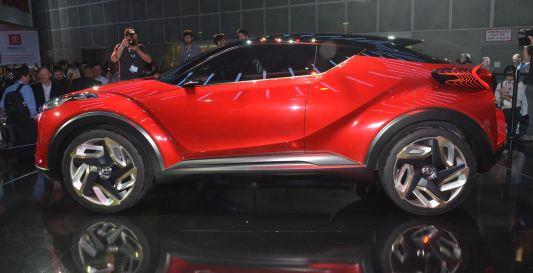 2015 Scion C-HR Concept 12
