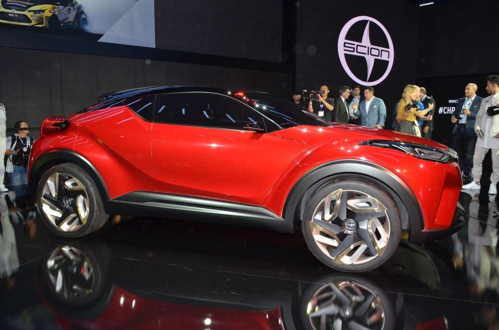 2015 Scion C-HR Concept 7