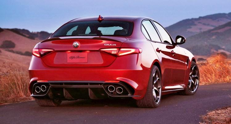 2016 Alfa Romeo GIULIA Quadrifoglio 11