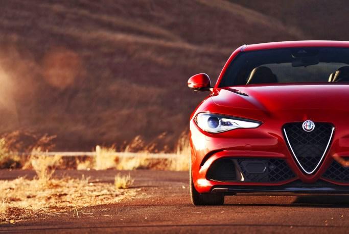 2016 Alfa Romeo GIULIA Quadrifoglio 6