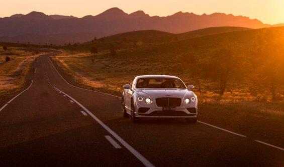 2016 Bentley Continental GT SPEED 11