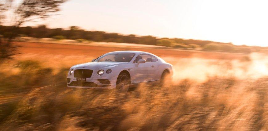 2016 Bentley Continental GT SPEED 5