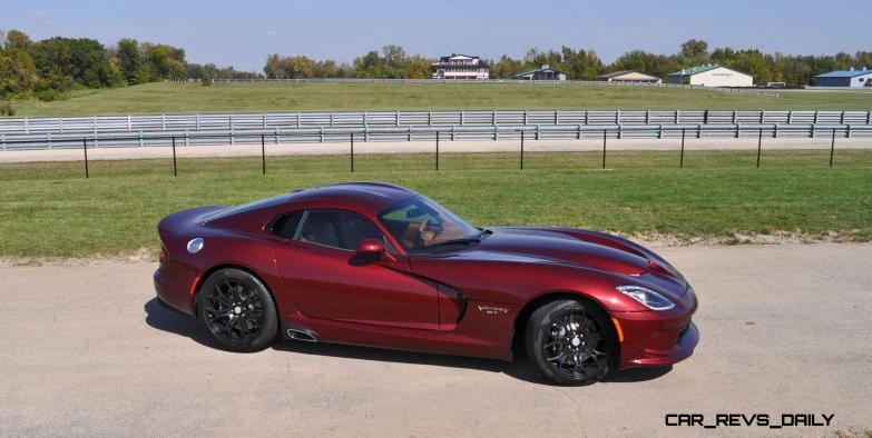 2016 Dodge Viper GT Review 122