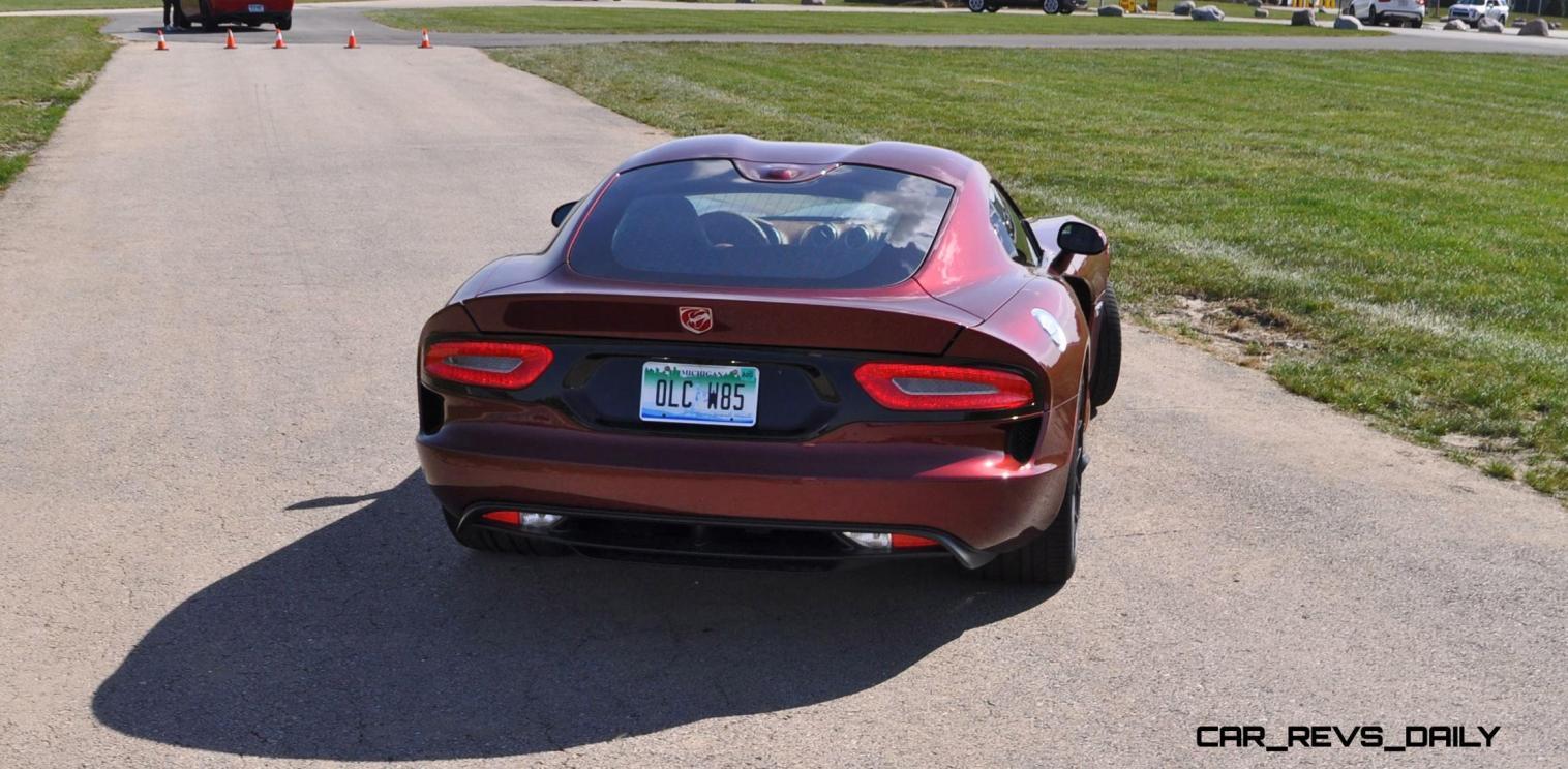 2016 Dodge Viper GT Review 139