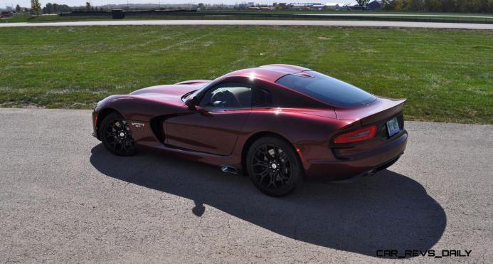 2016 Dodge Viper GT Review 145