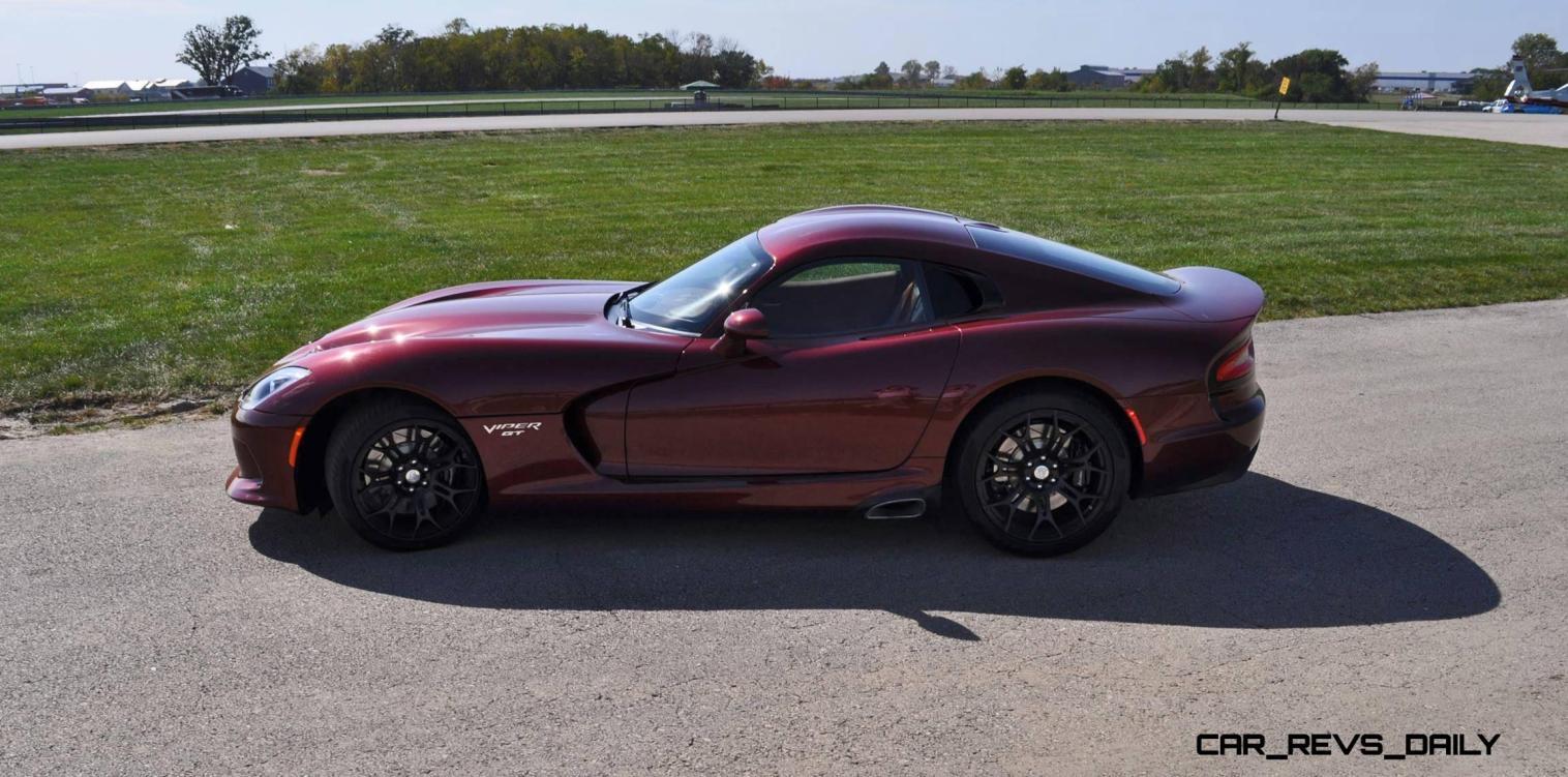 2016 Dodge Viper GT Review 147