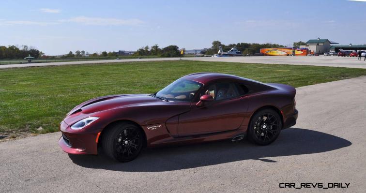 2016 Dodge Viper GT Review 149