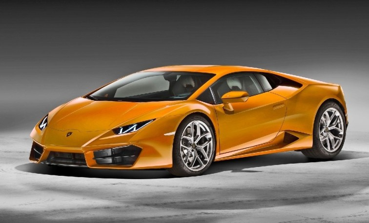 2016 Lamborghini HURACAN 580 Colors 14