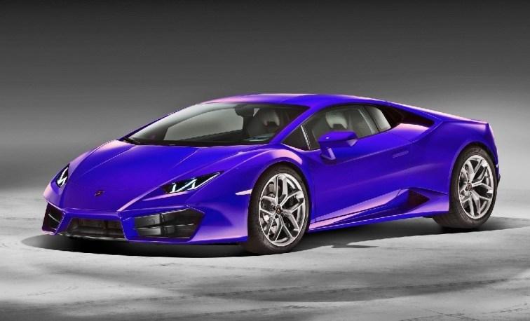 2016 Lamborghini HURACAN 580 Colors 6