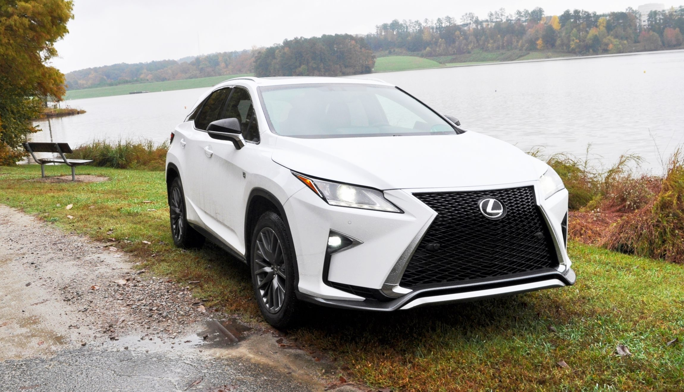 First Drive Videos 2016 Lexus RX350 and RX450h F Sport
