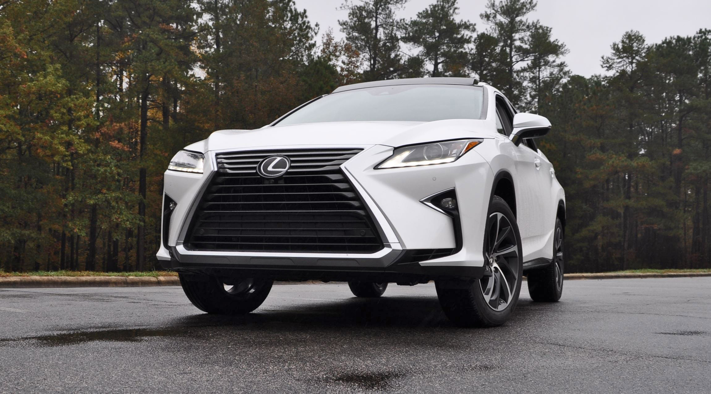 2016 Lexus RX350 Eminent White Pearl 5