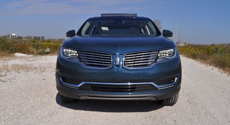 2016 Lincoln MKX 2.7L EcoBoost AWD Reserve 104