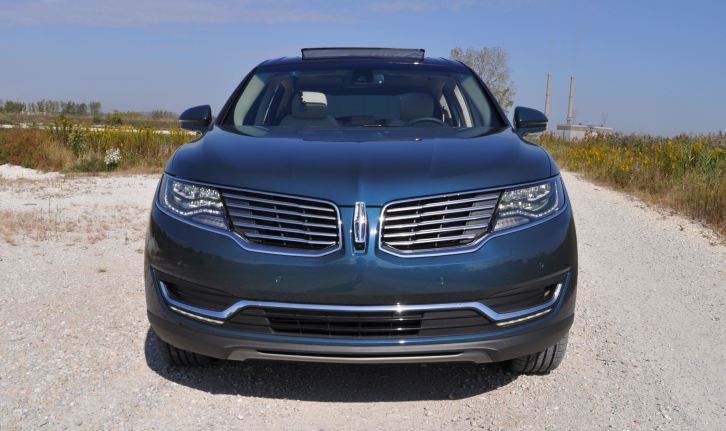 2016 Lincoln MKX 2.7L EcoBoost AWD Reserve 105