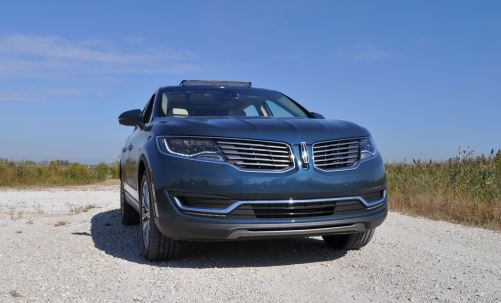 2016 Lincoln MKX 2.7L EcoBoost AWD Reserve 12