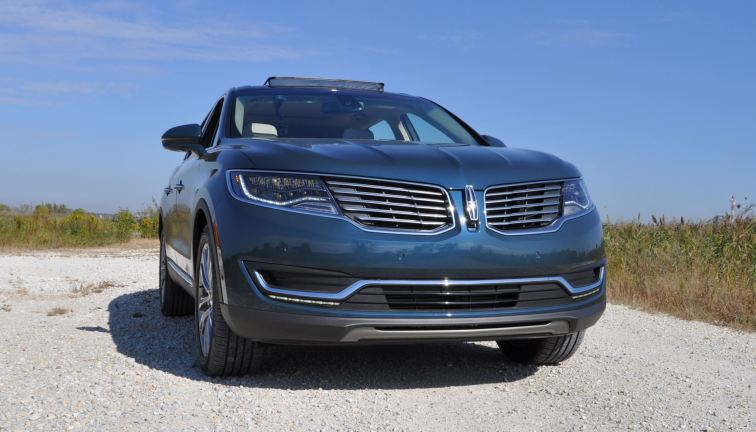 2016 Lincoln MKX 2.7L EcoBoost AWD Reserve 13