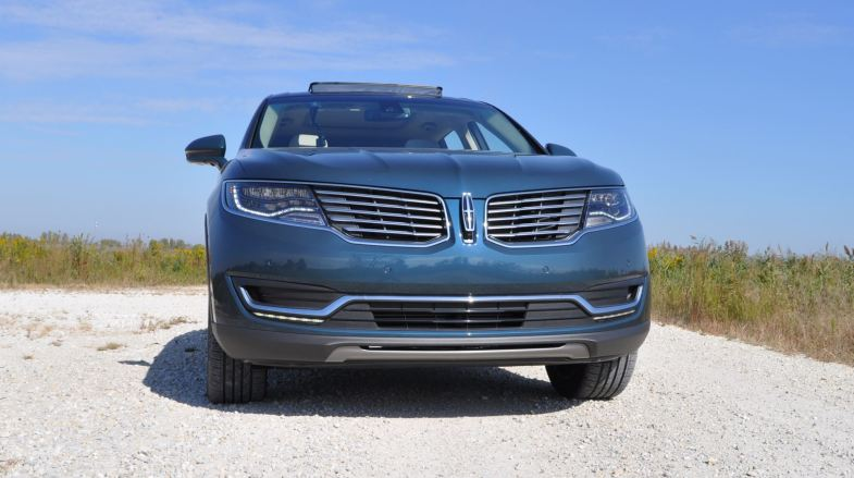 2016 Lincoln MKX 2.7L EcoBoost AWD Reserve 16