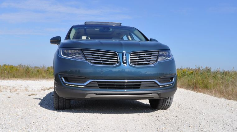 2016 Lincoln MKX 2.7L EcoBoost AWD Reserve 17
