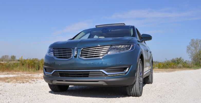 2016 Lincoln MKX 2.7L EcoBoost AWD Reserve 2