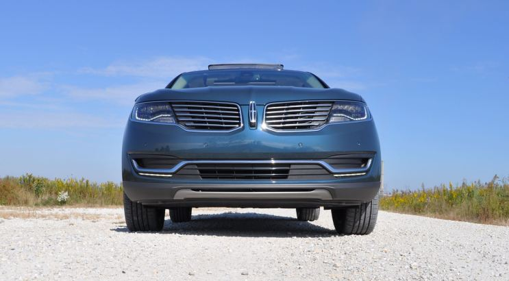 2016 Lincoln MKX 2.7L EcoBoost AWD Reserve 22