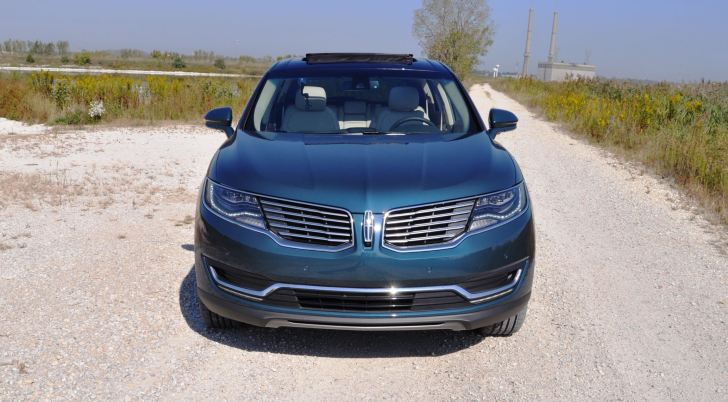 2016 Lincoln MKX 2.7L EcoBoost AWD Reserve 25