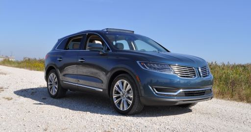 2016 Lincoln MKX 2.7L EcoBoost AWD Reserve 29