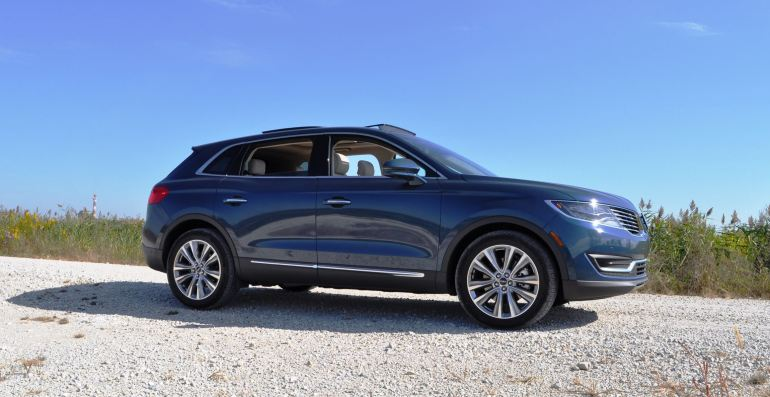 2016 Lincoln MKX 2.7L EcoBoost AWD Reserve 31