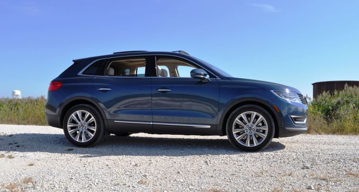 2016 Lincoln MKX 2.7L EcoBoost AWD Reserve 32