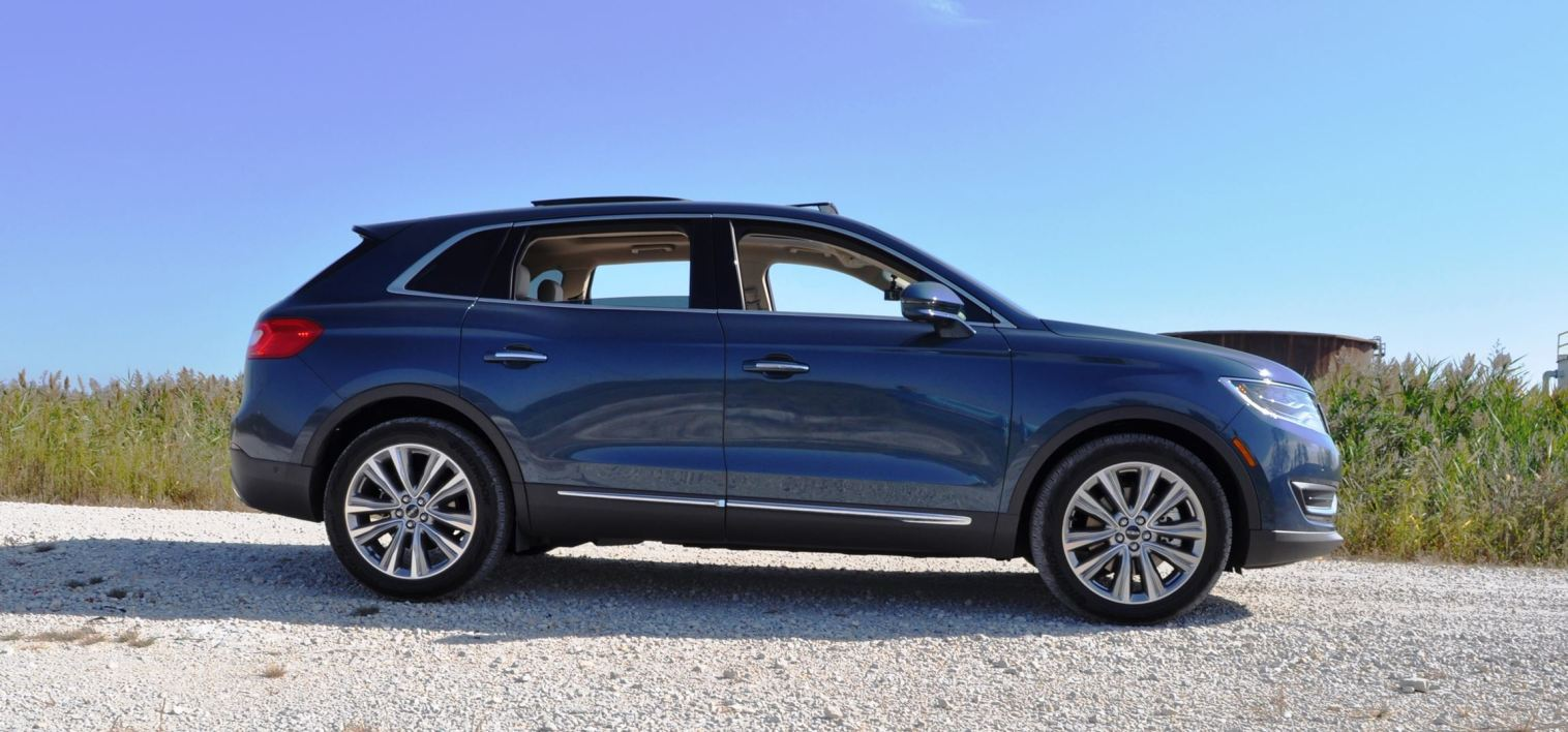 2016 Lincoln MKX 2.7L EcoBoost AWD Reserve 33
