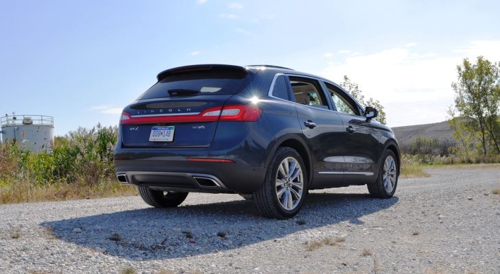 2016 Lincoln MKX 2.7L EcoBoost AWD Reserve 41