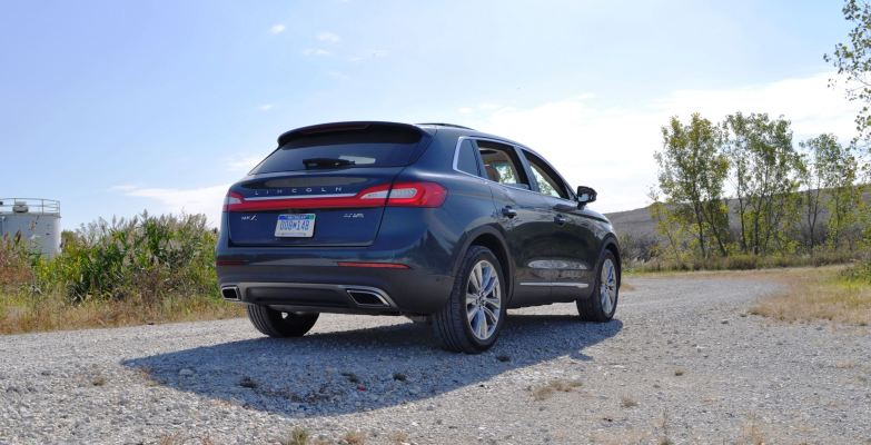 2016 Lincoln MKX 2.7L EcoBoost AWD Reserve 42