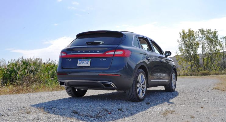 2016 Lincoln MKX 2.7L EcoBoost AWD Reserve 43