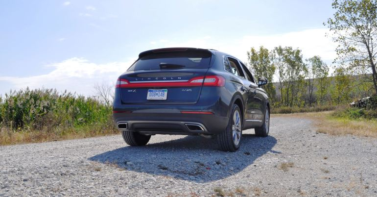 2016 Lincoln MKX 2.7L EcoBoost AWD Reserve 44