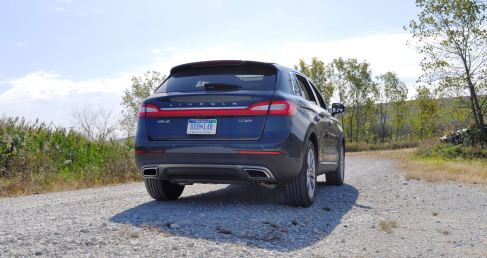 2016 Lincoln MKX 2.7L EcoBoost AWD Reserve 45