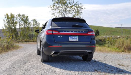 2016 Lincoln MKX 2.7L EcoBoost AWD Reserve 55