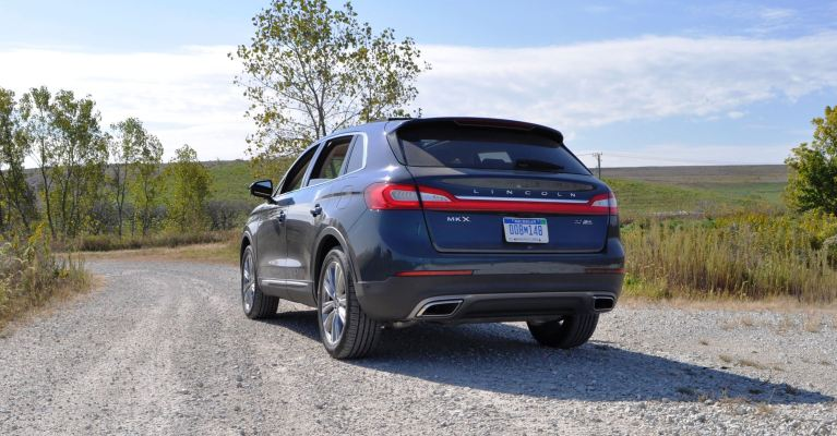 2016 Lincoln MKX 2.7L EcoBoost AWD Reserve 57