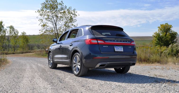 2016 Lincoln MKX 2.7L EcoBoost AWD Reserve 58