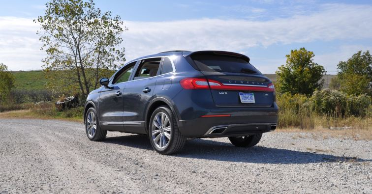 2016 Lincoln MKX 2.7L EcoBoost AWD Reserve 59