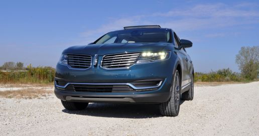 2016 Lincoln MKX 2.7L EcoBoost AWD Reserve 69