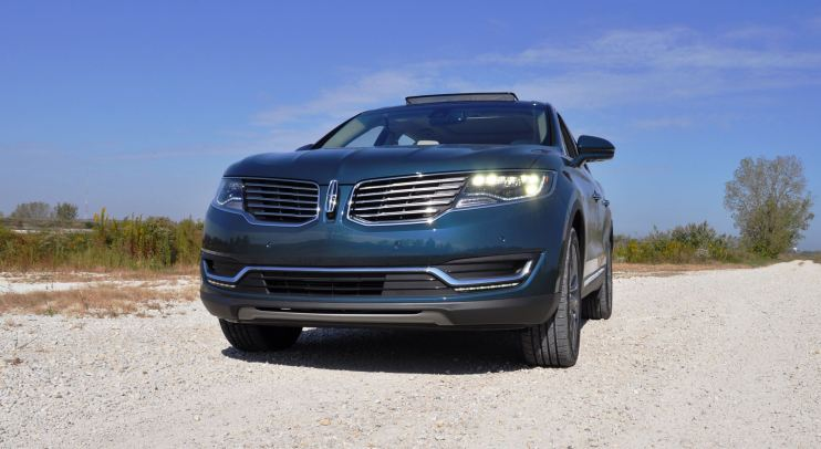 2016 Lincoln MKX 2.7L EcoBoost AWD Reserve 70