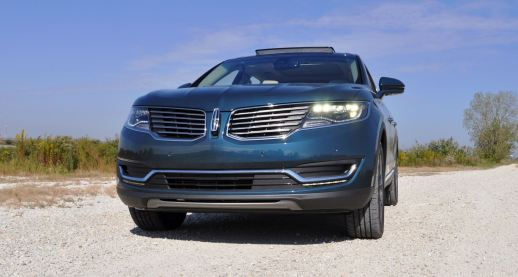 2016 Lincoln MKX 2.7L EcoBoost AWD Reserve 71