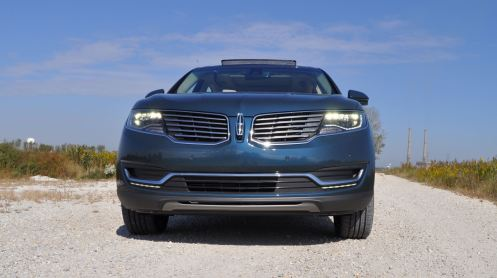 2016 Lincoln MKX 2.7L EcoBoost AWD Reserve 73