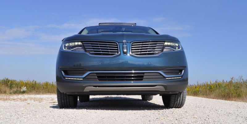 2016 Lincoln MKX 2.7L EcoBoost AWD Reserve 76