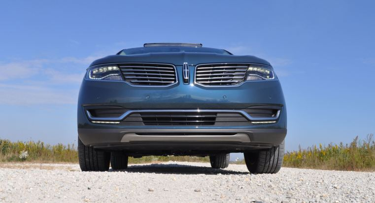 2016 Lincoln MKX 2.7L EcoBoost AWD Reserve 78