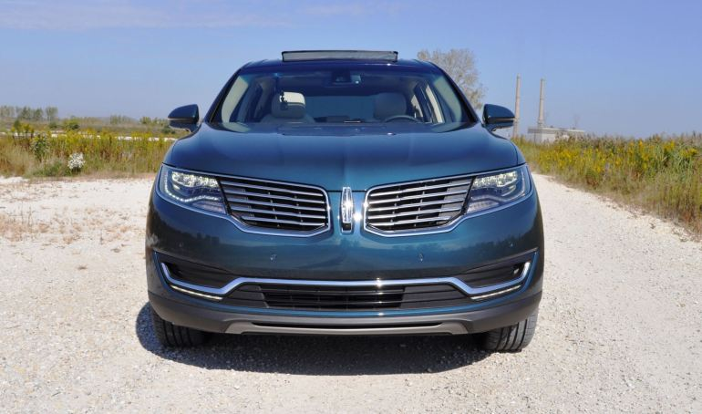 2016 Lincoln MKX 2.7L EcoBoost AWD Reserve 85