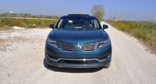 2016 Lincoln MKX 2.7L EcoBoost AWD Reserve 88