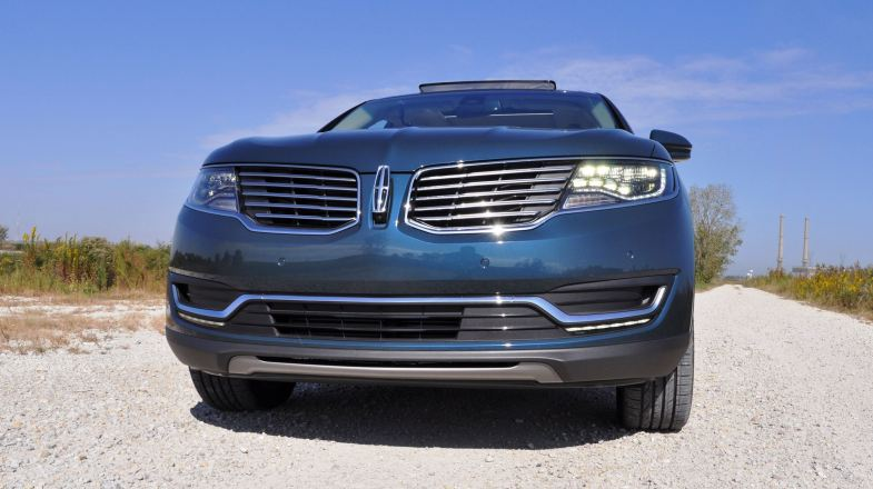 2016 Lincoln MKX 2.7L EcoBoost AWD Reserve 93